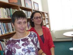 Tradiční pasování nových malých čtenářů vobecní knihovně