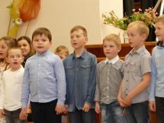 Svátek matek vKlubu důchodců Ludgeřovice 10.5. 2019