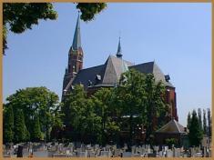 Římskokatolický chrám sv.Mikuláše