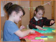 Mateřská škola Vrablovec - únor 2002