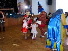 Z dětského karnevalu SRPDŠ
