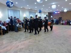 Z farního plesu
