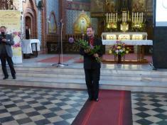 Koncert 40.ročníku mezinárodního hudebního festivalu Janáčkův máj vchrámu sv.Mikuláše