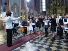 Koncert žáků základních uměleckých škol vnašem kostele