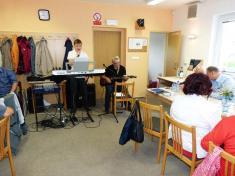 V Klubu důchodců Vrablovec slavili hlučínský krmáš