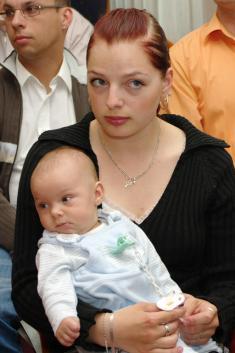 Vítání dětí 2009