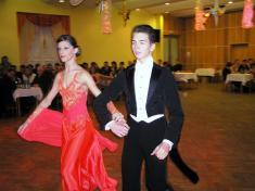 Reprezentační ples obce 12.1.2008