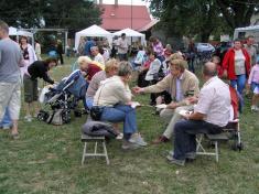 Letní slavnost naVrablovci 4.8.2007