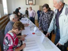 Ze zahájení komunálních voleb 5.10.2018