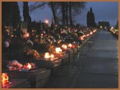 Památka zesnulých - 2.11.2002