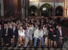 Z velkého hudebního svátku vnašem kostele
