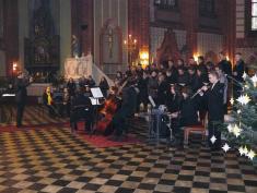 Adventní koncert vludgeřovickém chrámu sv.Mikuláše