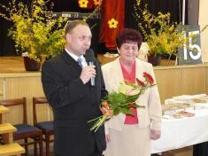 Klub důchodců Ludgeřovice oslavil 15let svého trvání