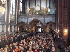 Z koncertu XXXIV. ročníku Mezinárodního hudebního festivalu Janáčkův máj vludgeřovickém kostele konaného dne 29.května 2009