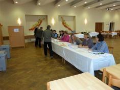 Fota zvolebních místností - 20.10.2017