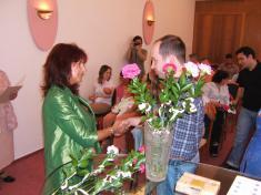 Vítání dětí - červen 2006