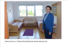 20 let azylového domu sv.Eufrasie vLudgeřovicích