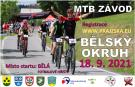 MTB závod - Bělský okruh 1