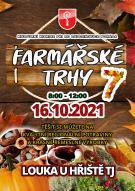 Plakát - farmářské trhy