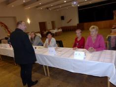 Krajské volby 7.a 8.října 2016v naší obci
