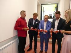 Zahájení provozu mateřské školy vulici Hlučínská 2.9. 2019