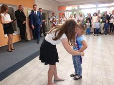 Slavnostní zahájení školního roku 1.září 2016