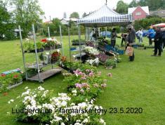 Farmářské trhy nahřišti TJ 23.5. 2020