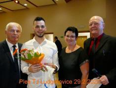 Ples TJ Ludgeřovice 29.2. 2020