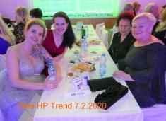 XV. Reprezentační ples firmy HP trend