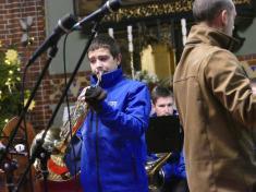 Vánoční koncert duchovní hudby vchrámu sv.Mikuláše 26.12. 2019
