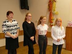 Klub důchodců Ludgeřovice oslavil své letošní jubilanty