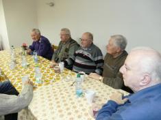Výroční členská schůze Klubu důchodců Vrablovec 22.1. 2019