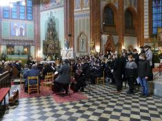 Adventní koncert vkostele 16.12. 2018