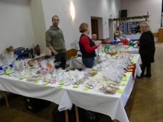 Vánoční trhy arozsvícení vánočního stromu obce Ludgeřovice 1.12. 2018