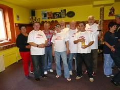 Bowling klubů důchodců