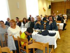 Ludgeřovičtí hasiči slavili 2.září 201810 let spolupráce skolegy zPolska aSlovenska