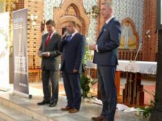 Varhanní koncert vludgeřovickém chrámu sv.Mikuláše 26.5.2018