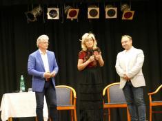 Talkshow Zuzany Bubílkové vObecním domě 10.5.2018