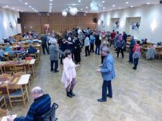 Výroční členská schůze Klubu důchodců Ludgeřovice 17.1.2018