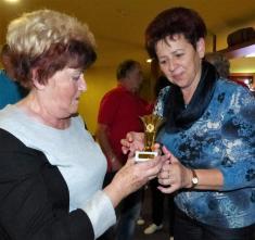 Bowling Klubu důchodců Ludgeřovice - 25.10.2017