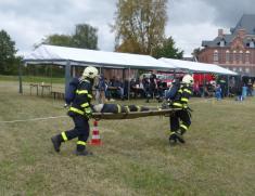 Soutěže hasičů naMenšíkové louce 2.9.2017