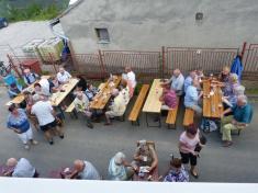 Letní slavnost Klubu důchodců Vrablovec - 29.7.2017