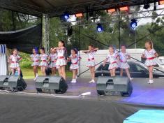 Letní slavnost obce nahřišti TJ Ludgeřovice 17.6.2017
