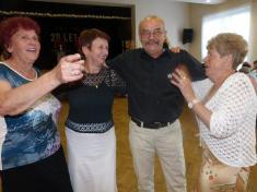20 let Klubu důchodců Ludgeřovice