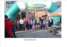 Osmý ročník běžeckého závodu Ludgeřovická patnáctka 2017v areálu TJ Ludgeřovice