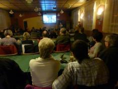 Cestovatelská prezentace vhospodě NaVrablovci 17.12.2016