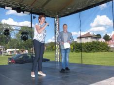 Letní slavnost obce Ludgeřovice 18.6.2016
