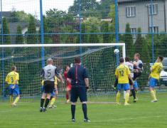 Fotbalové mužstvo mužů TJ Ludgeřovice postoupilo doI.A třídy krajské soutěže