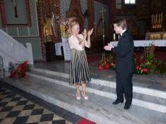 Koncert 41. ročníku mezinárodního hudebního festivalu Janáčkův máj v našem kostele