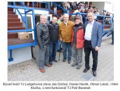 70 let ludgeřovického fotbalu